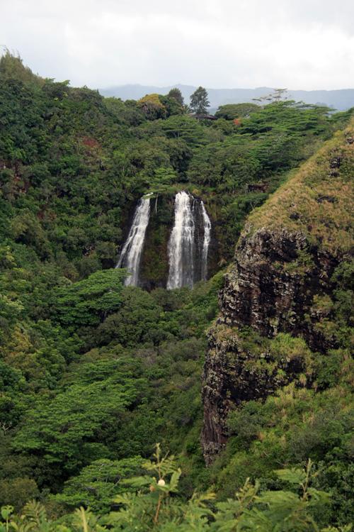 Opeaka'a Falls, Wailua