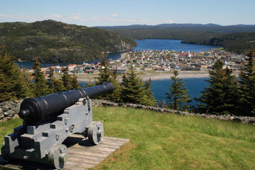 "Castle Hill provides not only a great look at an important part of Newfoundland's history, but also a fantastic view over Placentia, which was once the ""French capital"" of our island."
