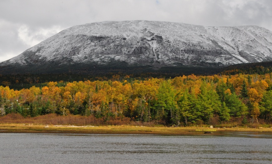 The park is named after Gros Morne Mountain -  the island's second highest peak, part of the Long Range Mountain chain, and a popular hiking destination. - Photo: Darroch Whitaker