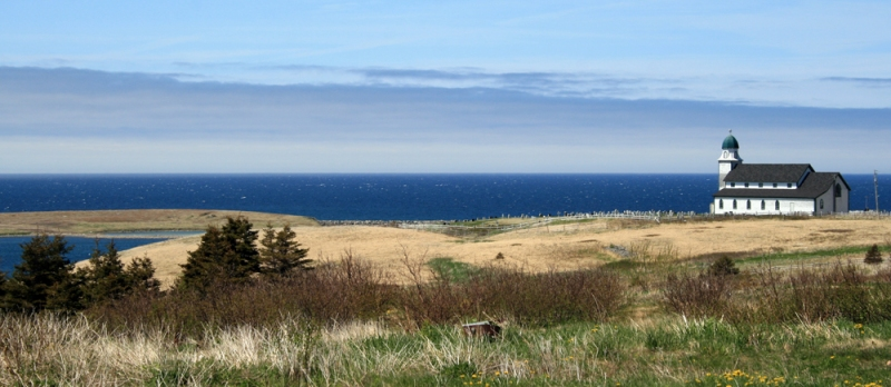The towns of Codroy and Cape Anguille in the northwest part of the Valley are more typical of coastal Newfoundland -- rugged coastlines and lovely ocean vistas.